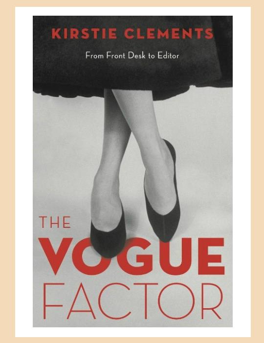Juoruvaroitus: Entinen Voguen toimittaja paljastaa kirjassa totuuden mallien arjesta