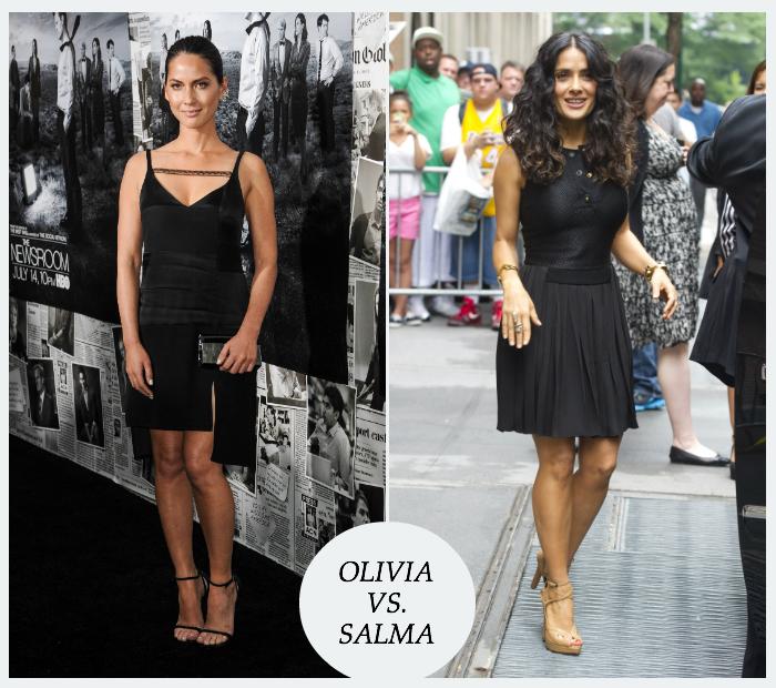 Kesäinen pikkumusta: kumpi puki paremmin?