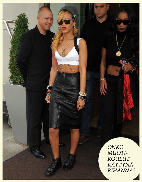 Rihannan entinen stailisti tyrmää julkkismallistot