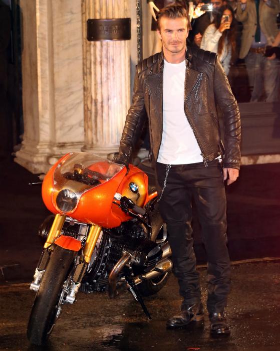 David Beckham suunnittelee vaatemalliston