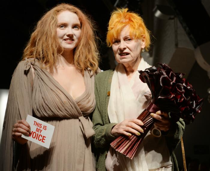 Vivienne Westwood kokoaa muotiuransa kirjaksi