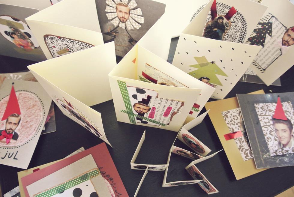 Päivän kysymys: Ilahdutko sähköisestä joulukortista?