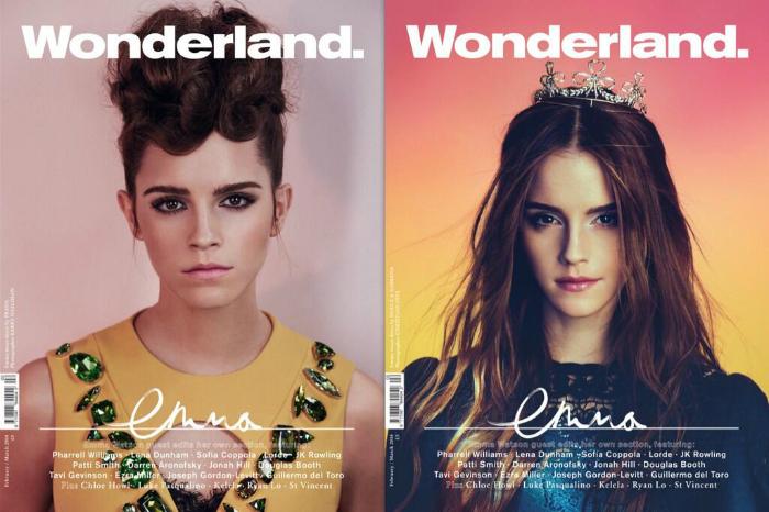 Emma Watson ryhtyi muotitoimittajaksi