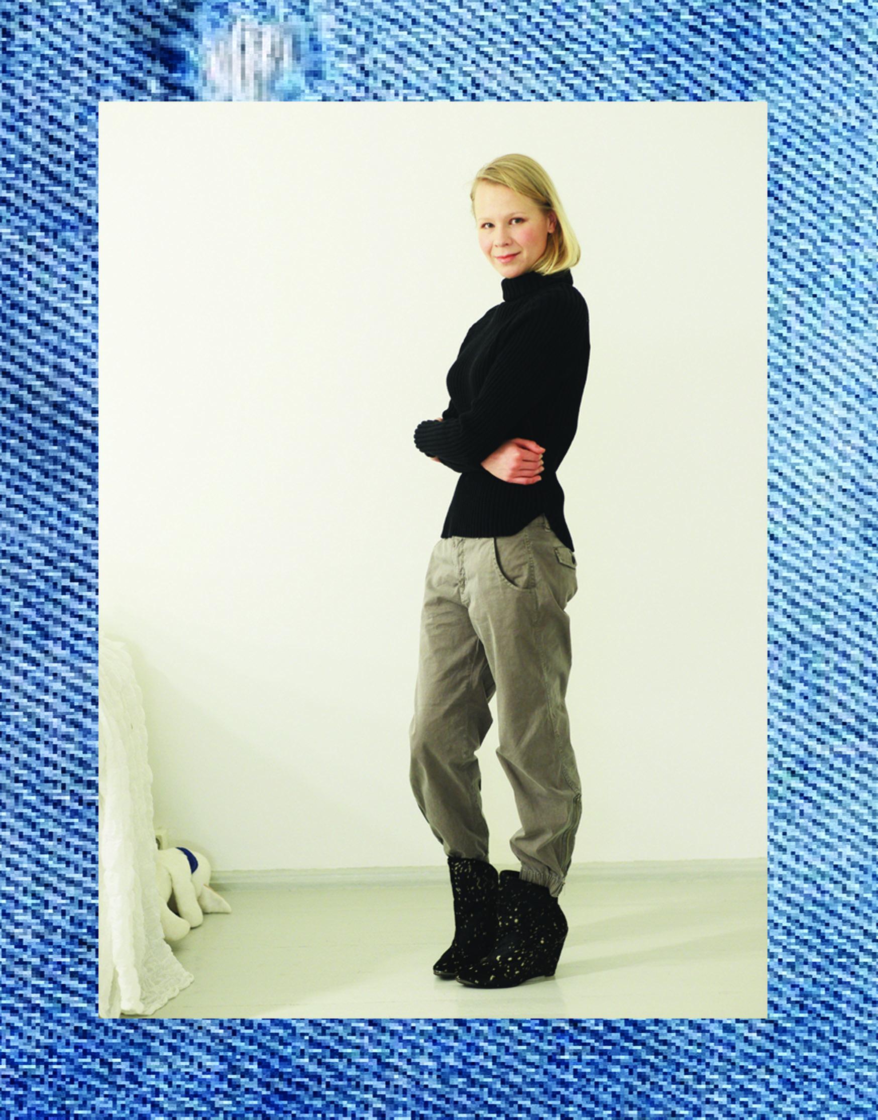 #Denimhaaste: Suhteeni farkkuihin (ja isän opetukset)
