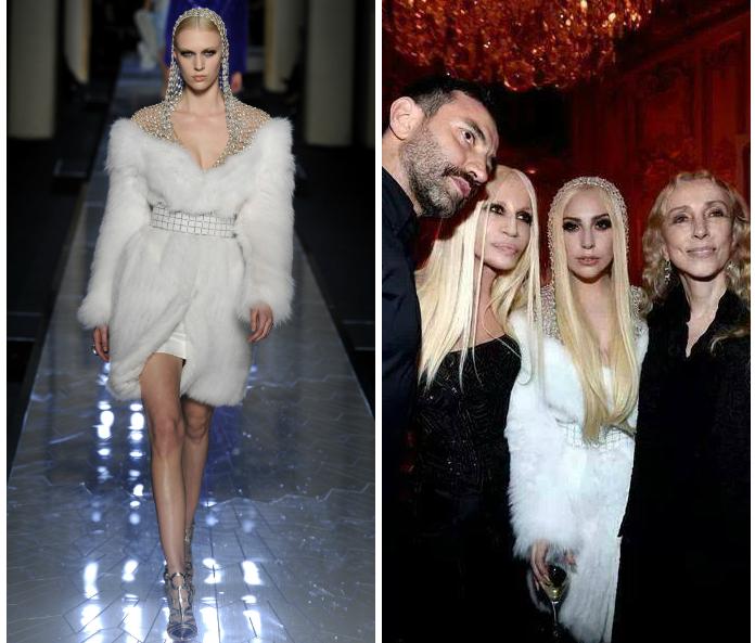 Lady Gaga sai muotiviikoilta harvinaisen tuliaisen