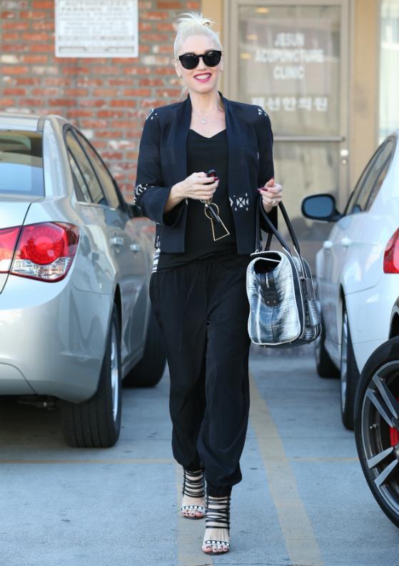 Gwen Stefani suunnittelee uuden vaatemalliston