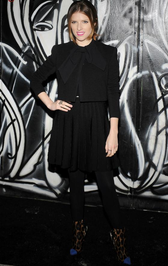 New Yorkin muotiviikkojen pääväri: 4 x näin pukeudut mustaan