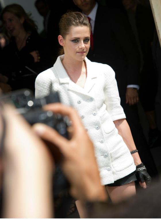 Kristen Stewart paljastaa, mikä Karl Lagerfeldissa pelottaa