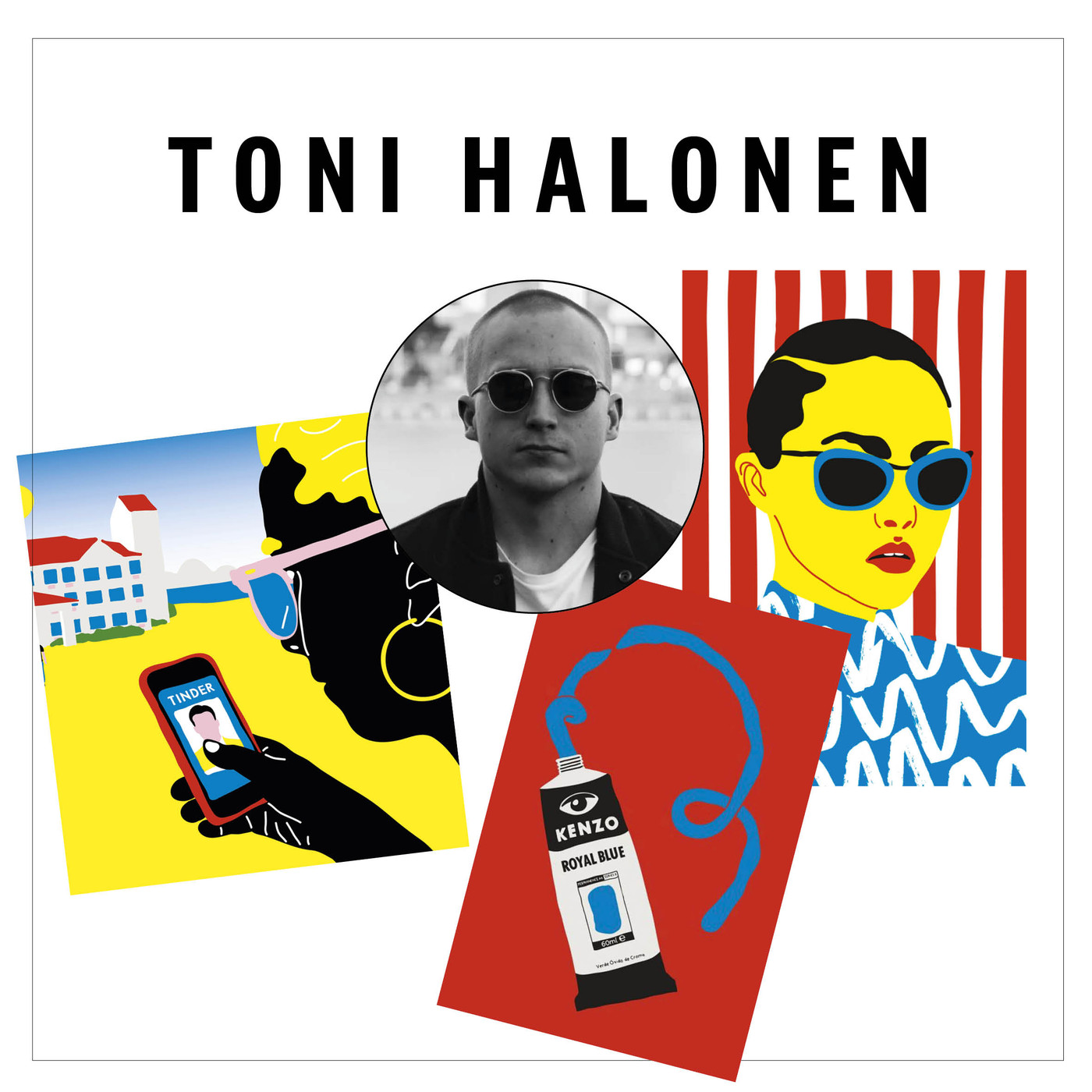 Mitä ilman voisitte elää, Trendin kuvittajat Toni Halonen ja Minni Havas?