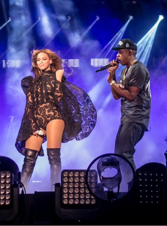 Beyoncé ja Jay Z tekivät kesäkiertueestaan melkoisen muotinäytöksen