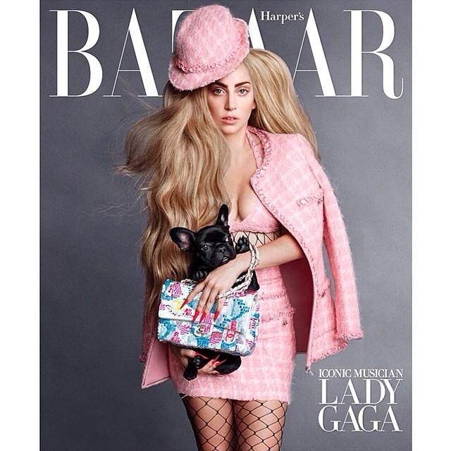 Lady Gaga paljasti Karl Lagerfeldille tuoreimman tyylivillityksensä