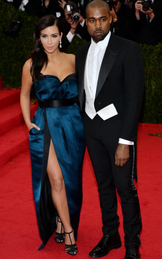 Kim ja Kanye – muotivaikuttajia vai ei?
