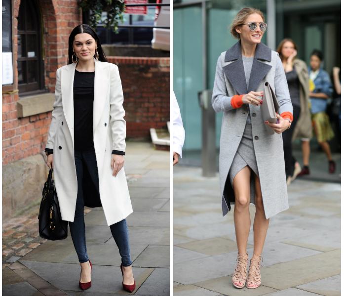 Takki päälle vedä, eli kumpi puki paremmin?