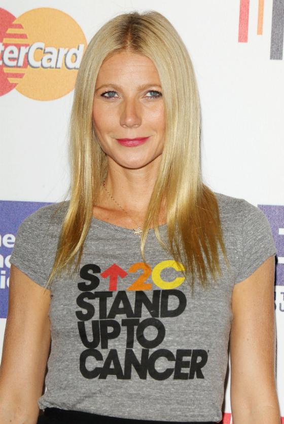 Gwyneth Paltrow lanseeraa oman vaatamallistonsa