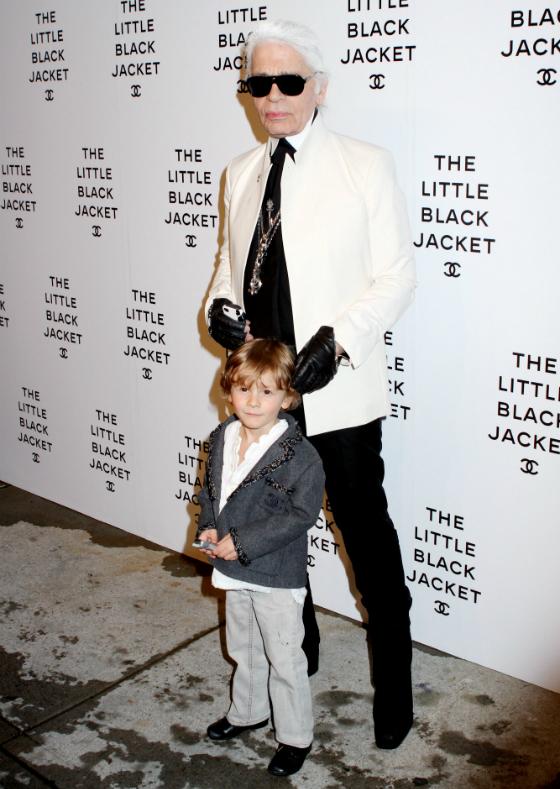 Chanel palkkasi 6-vuotiaan Hudson Kroenigin mainoskampanjansa tähdeksi