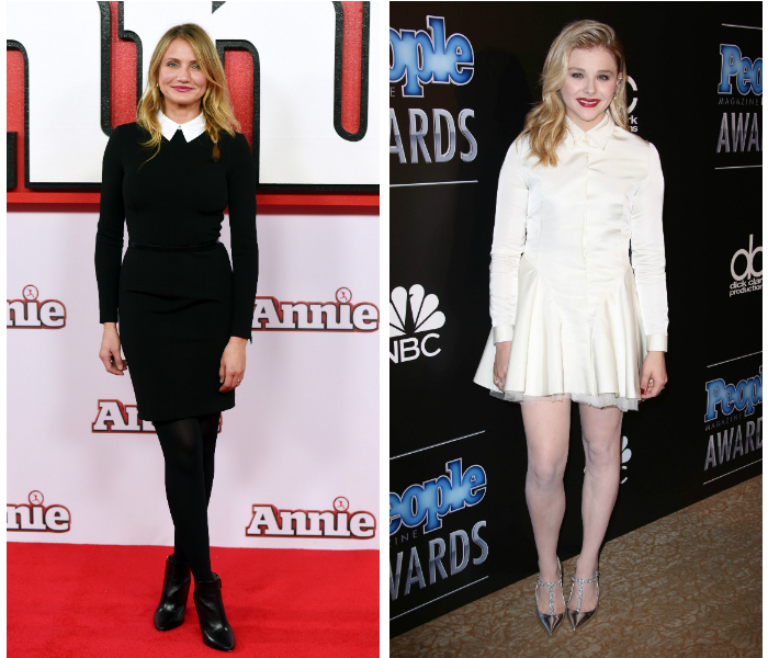 Kaulukset kuosissa eli kumpi puki paremmin?