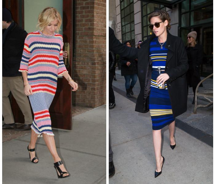 Raidoitetut tyylitähdet, eli kumpi puki paremmin?