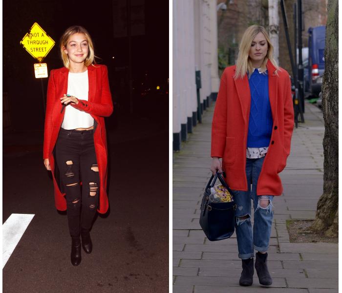 Huomiotakilla huomatuksi, eli kumpi puki paremmin?