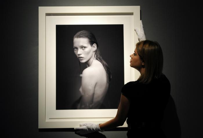 Kate Mossin läpimurtokampanja oli mallille traumaattinen kokemus