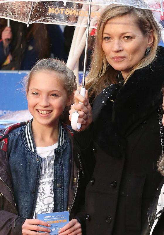 Kate Mossin Lila-tytär kertoo: Äiti on nolo tyyppi!
