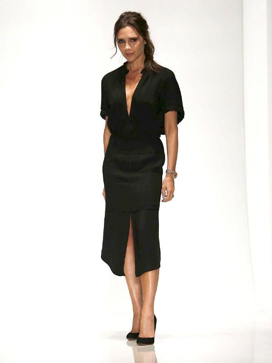 Victoria Beckham toivoo tyttärestään muotisuunnittelijaa – vaan mitä sanoo tytär?