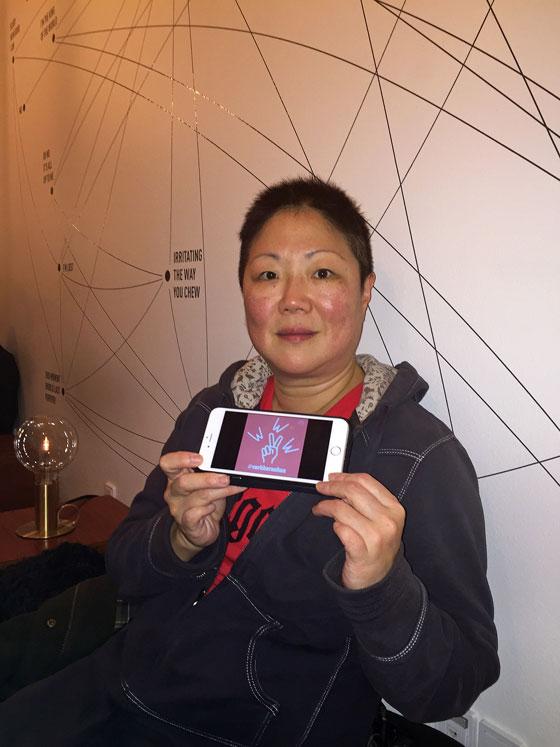 """Margaret Cho: """"Hommaa verkkohäiriköllesi potkut"""""""