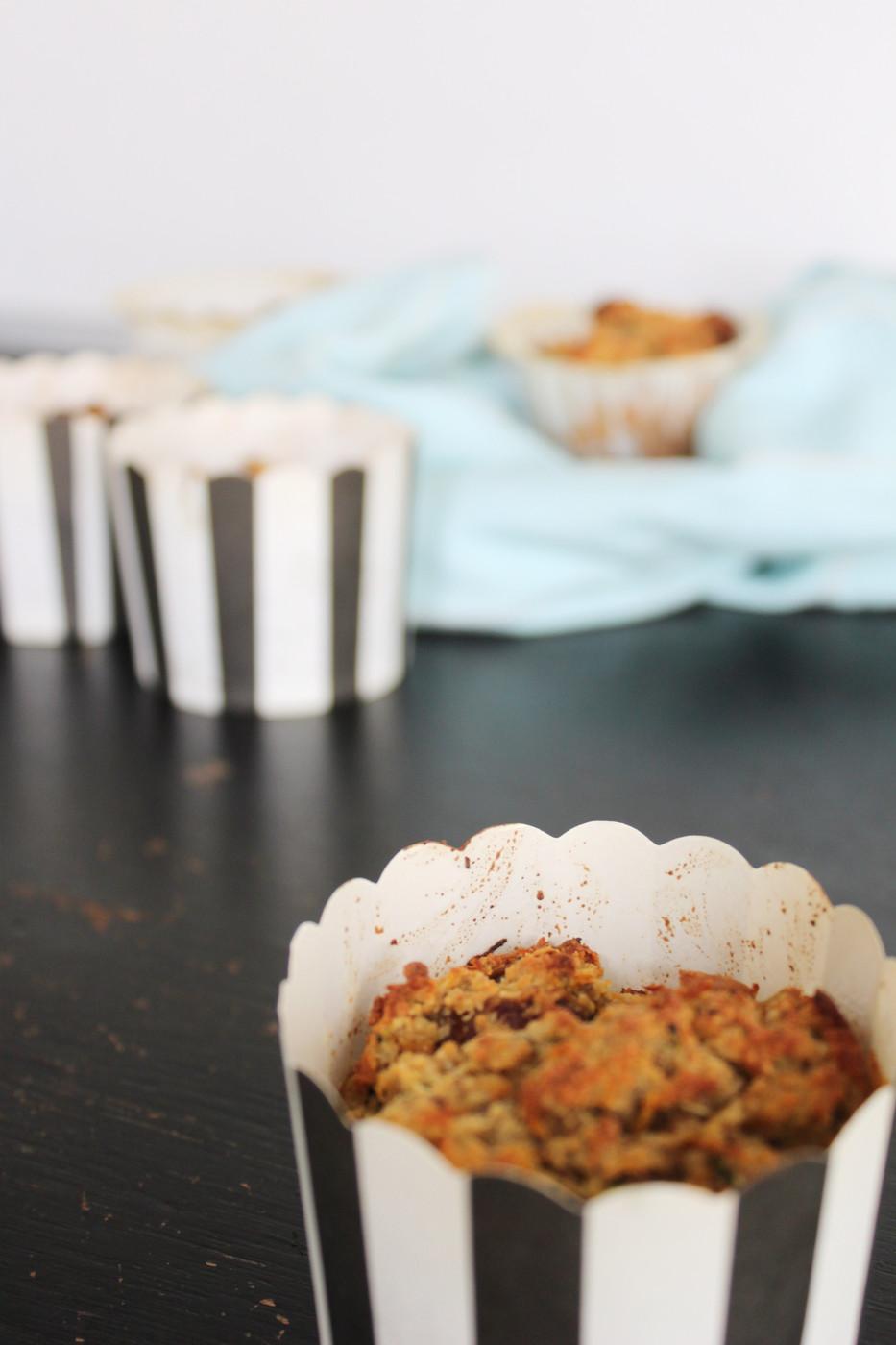 Leivonnan iloa – Mehevät aamiasmuffinssit