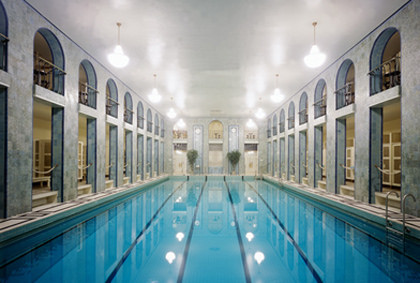 Yrjönkadun uimahalli on hyggeintä, mitä verorahoilla saa