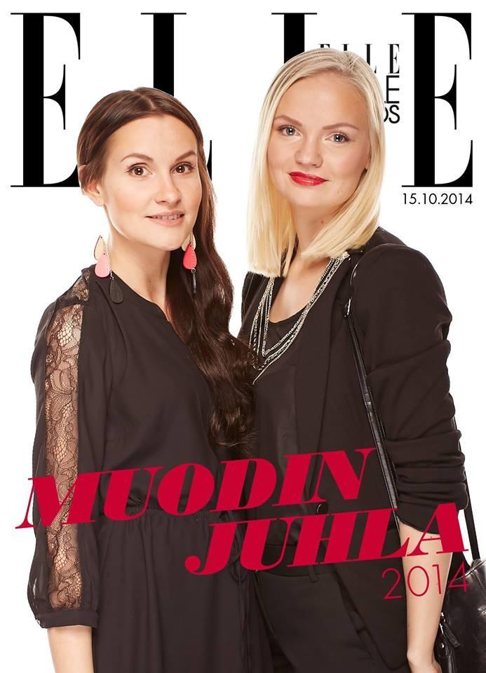 Muijat Elle Style Awardseissa