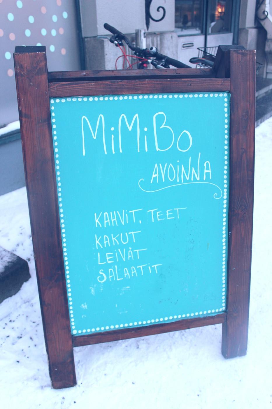 MimiBo cafe on yllättävän ihana!