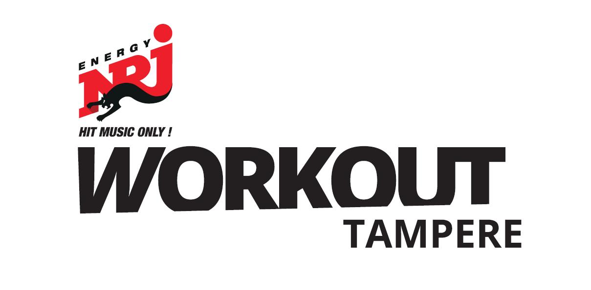Voita liput NRJ Workoutiin Tampereelle!