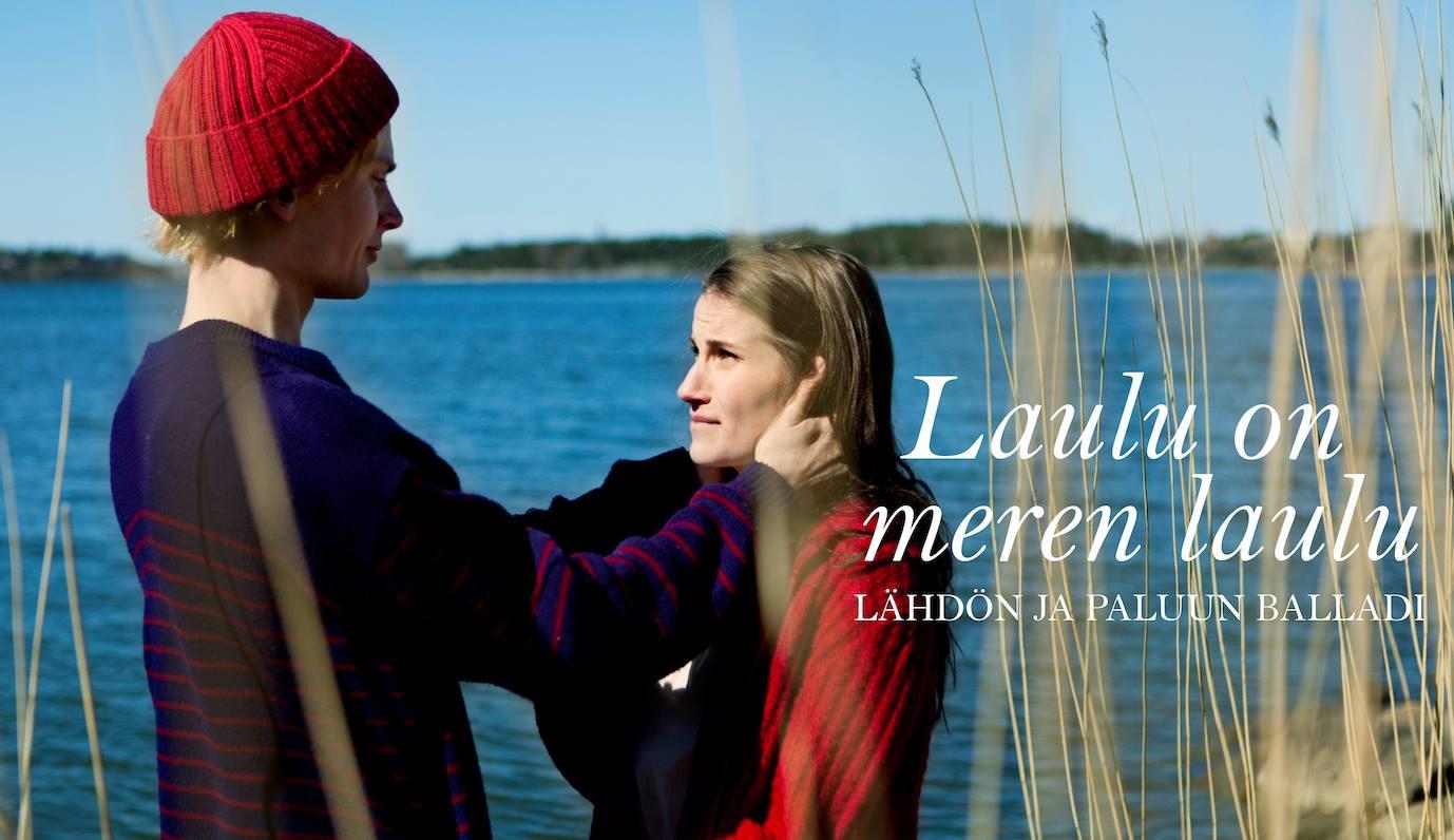 Meriteatterin Laulu on meren laulu Teatteri Telakalla