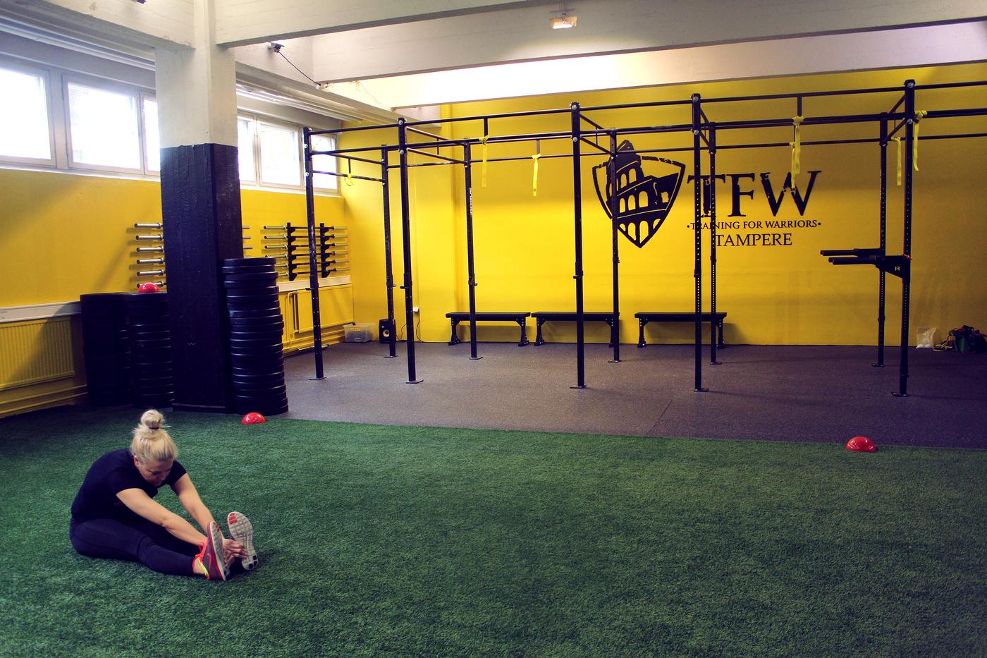 Voita kuukauden treenit TFW Tampereella!