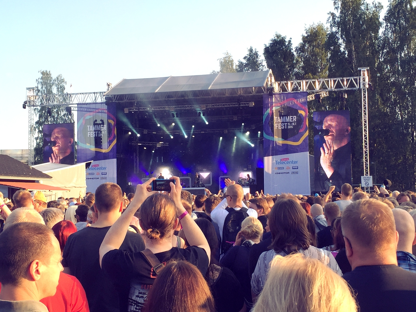 Muijat Goes Festival // Tammerfest // jälkitunnelmia