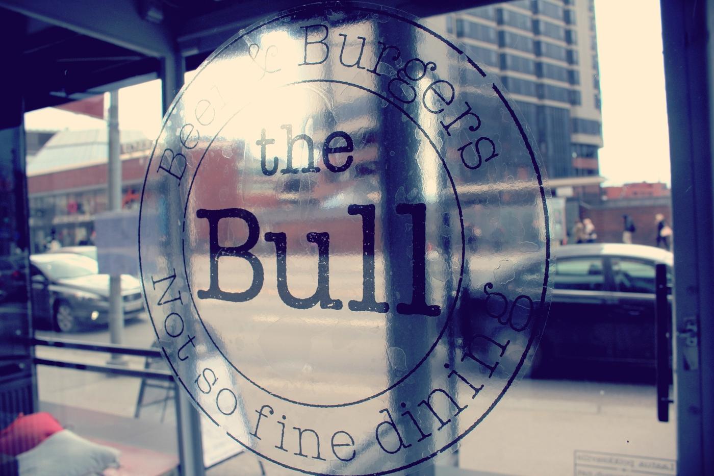 Burger Bar the Bull