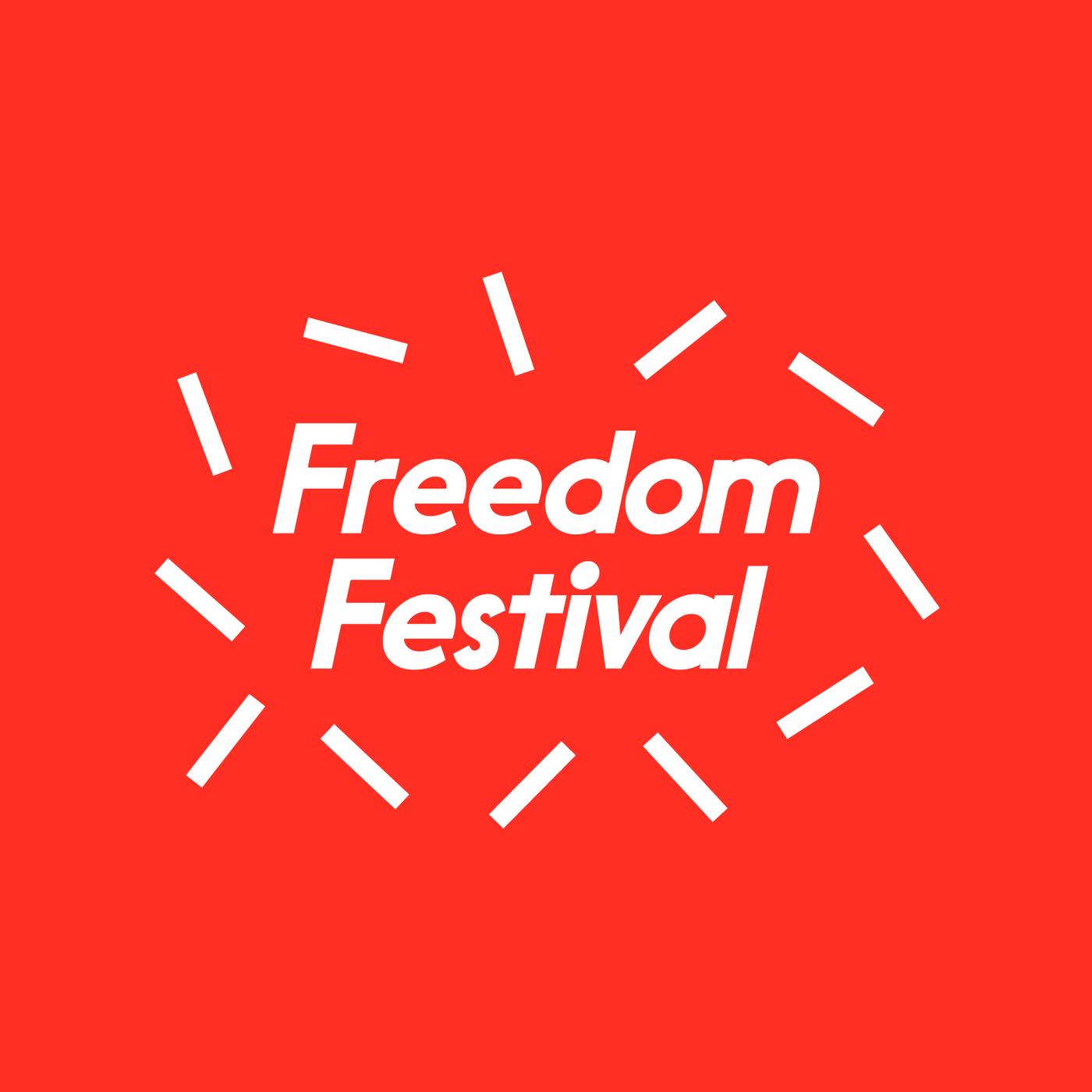 Freedom Festival 2016 // Lippuskabaa & ruokavinkkejä