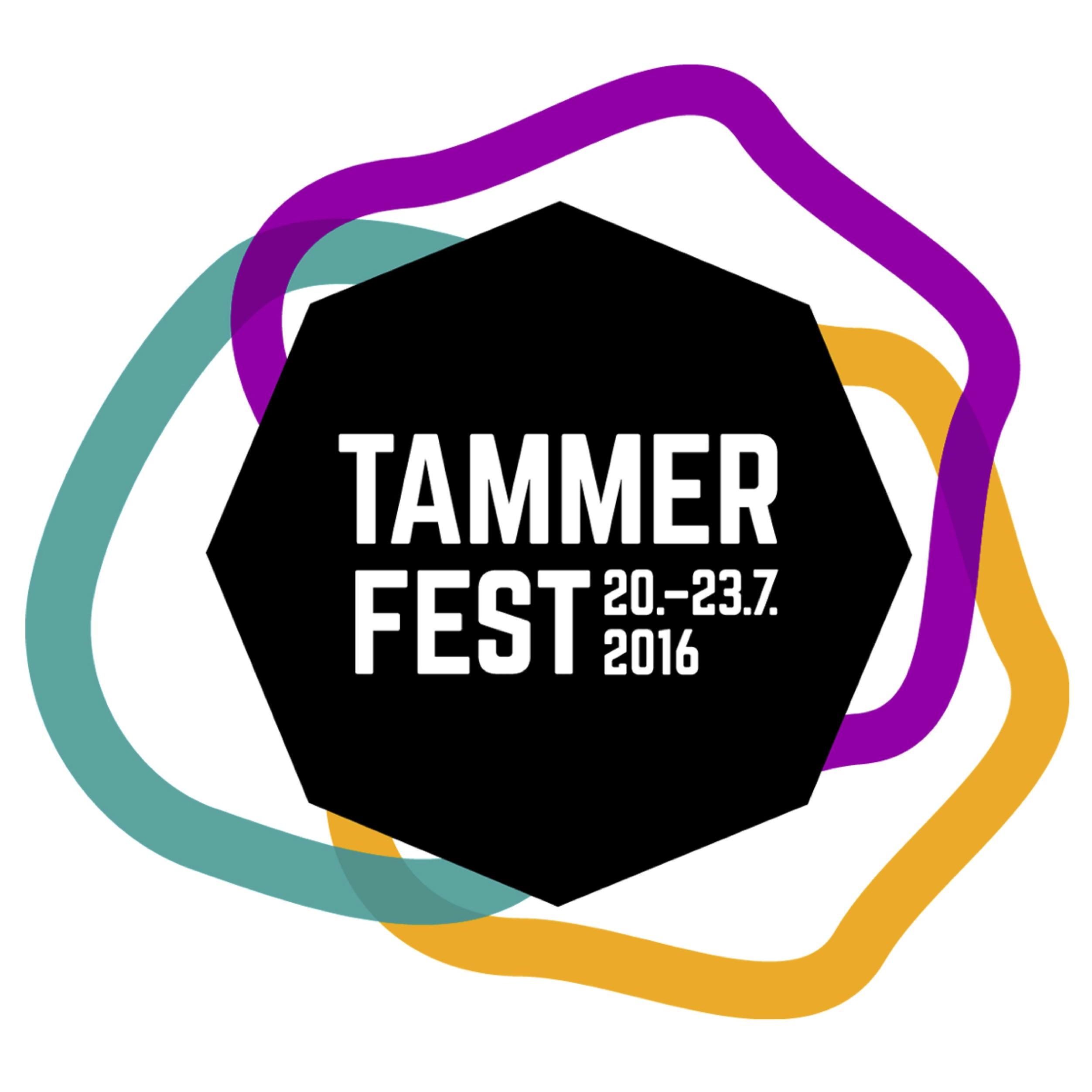 Tammerfest 2016 & lippuarvonta Tammerfest Extraan!