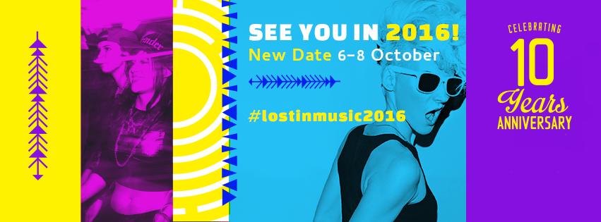 Lost In Music 2016 //Festaripassien voittajat!