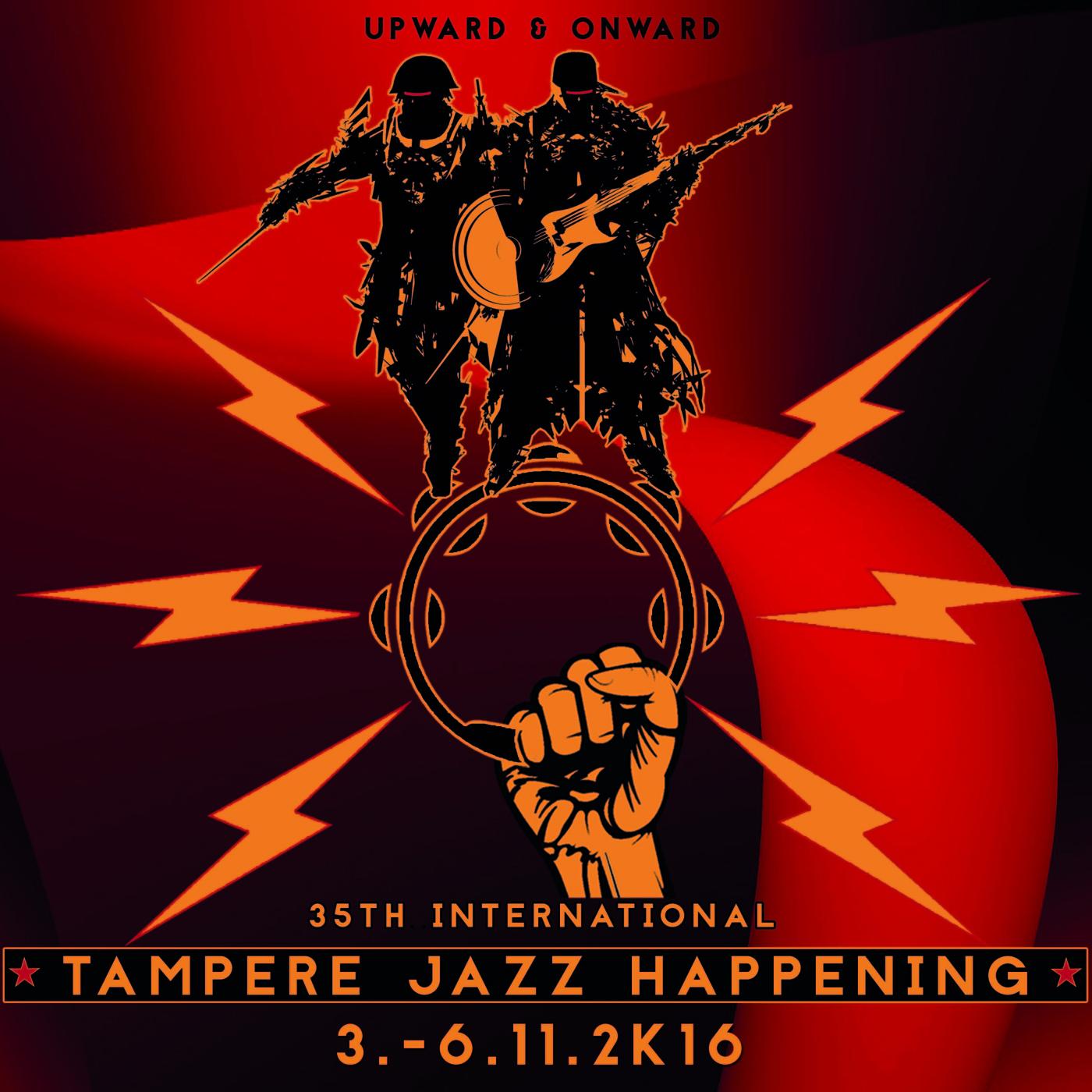 Tampere Jazz Happening // Lippujen voittaja