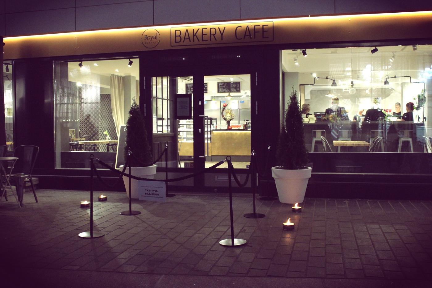 Tampereen Bakery Cafessa kakkubuffet – NAM