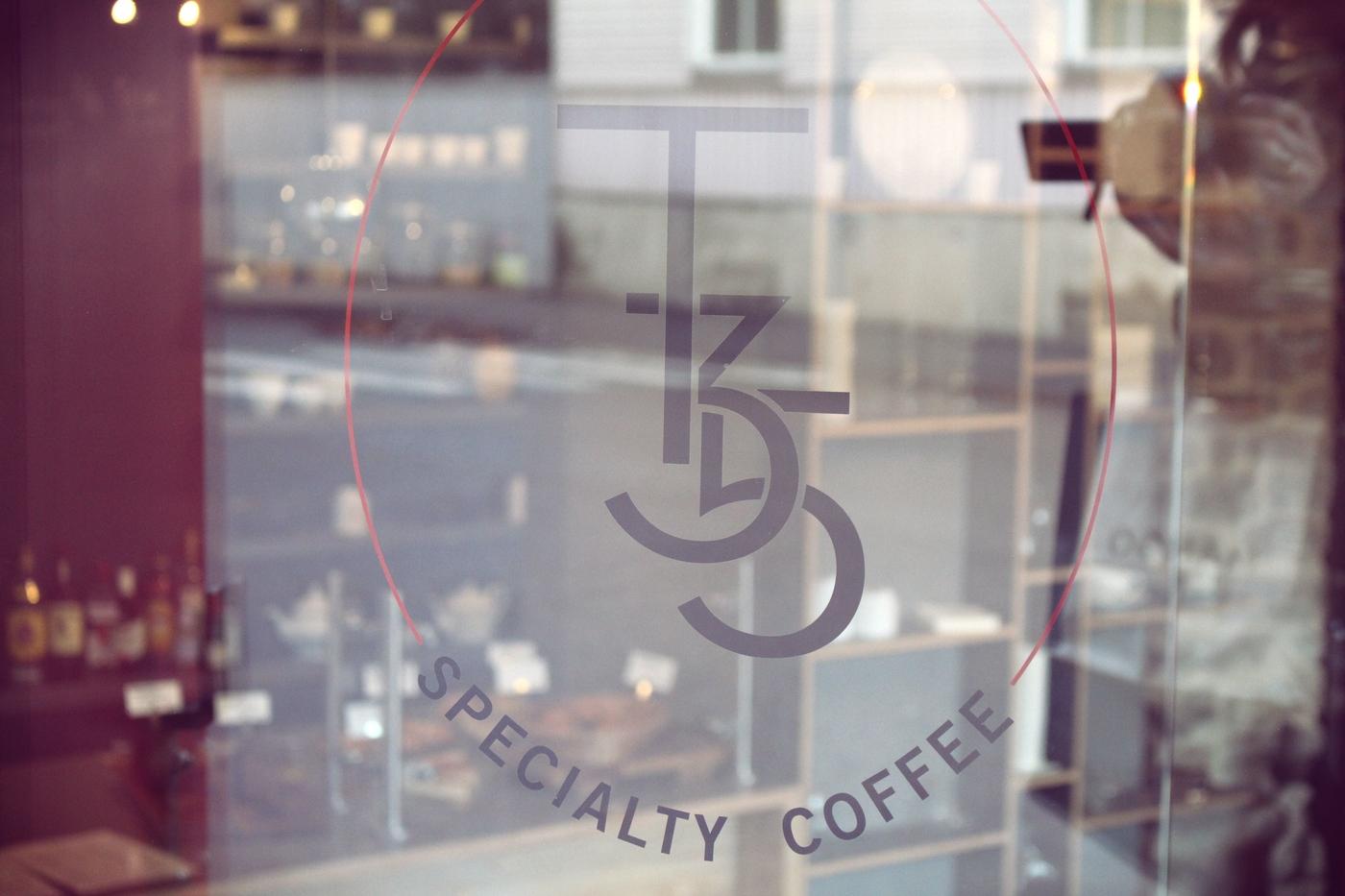 Muijat Tallinnassa: T35 Bakery & Specialty Coffee