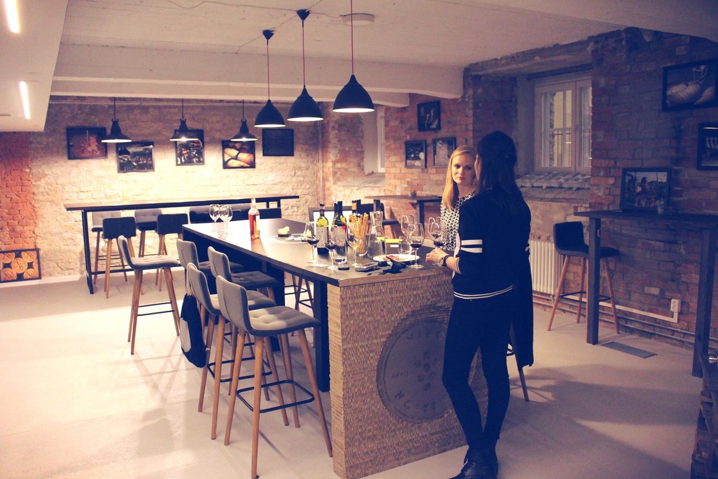 Muijat Tallinnassa: Vino Nostrum
