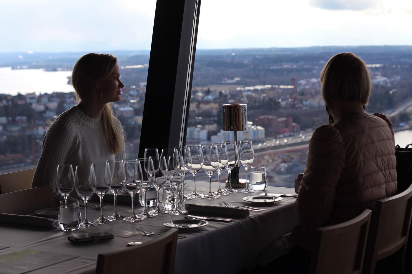 Riesling & Spätburgunder -teemaviikot 2017: Ravintola Näsinneula