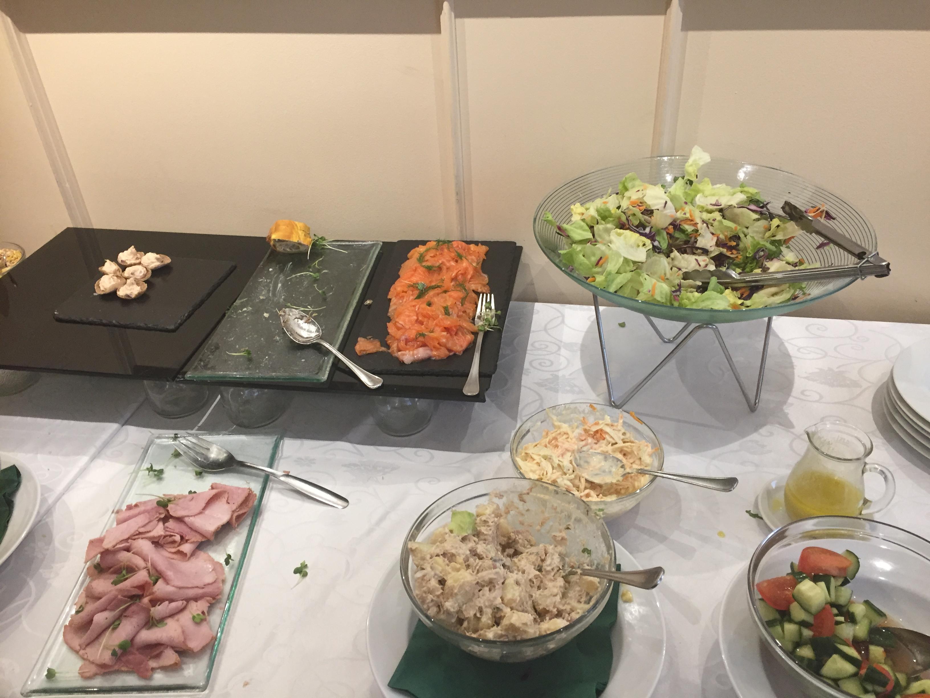 Ravintola Henriksin brunssi – yks kautta viis