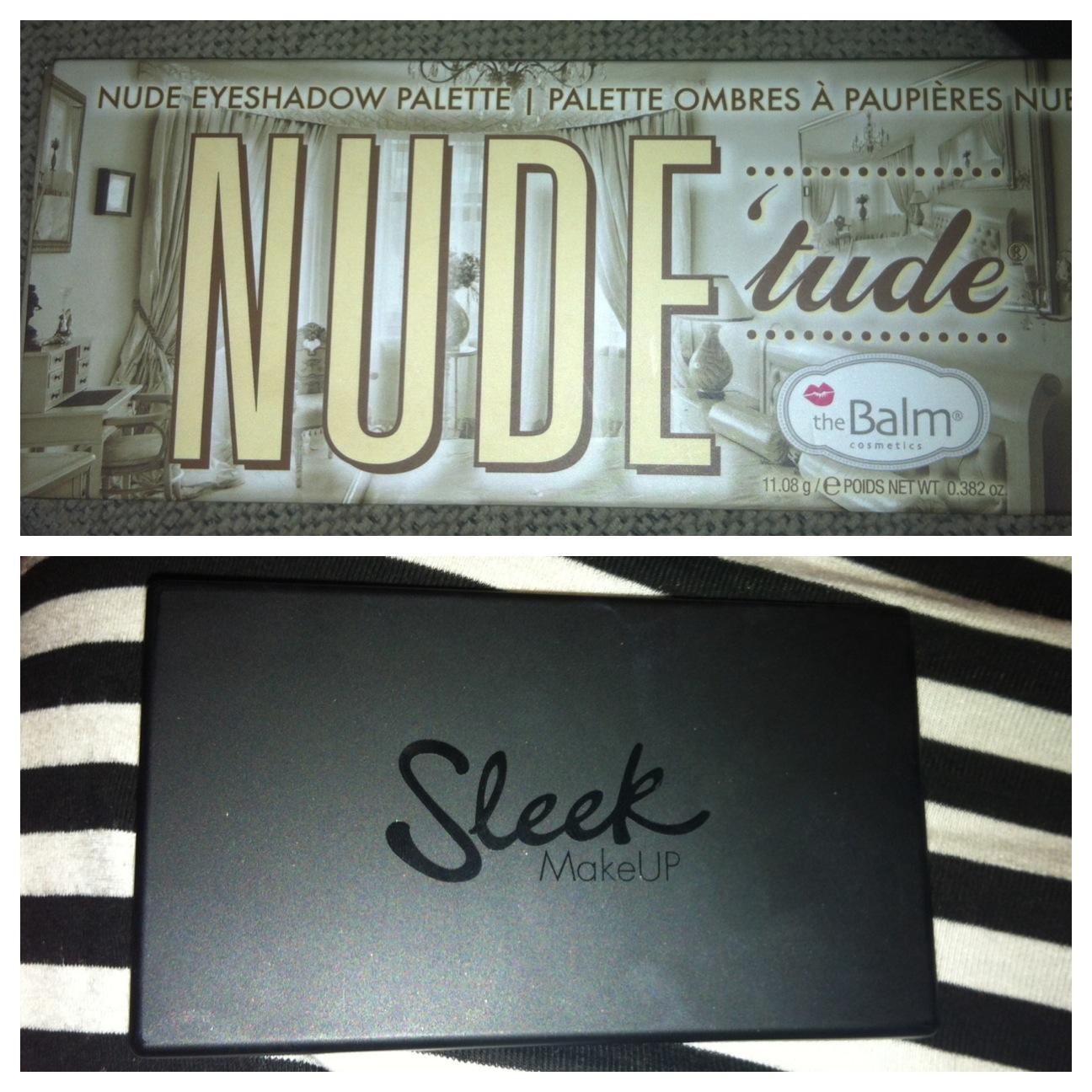 theBalm Nude