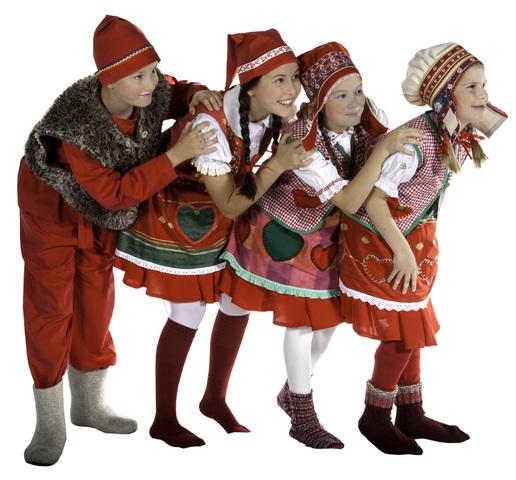 Joulutunnelmaa Turun Nuoren Teatterin tyyliin