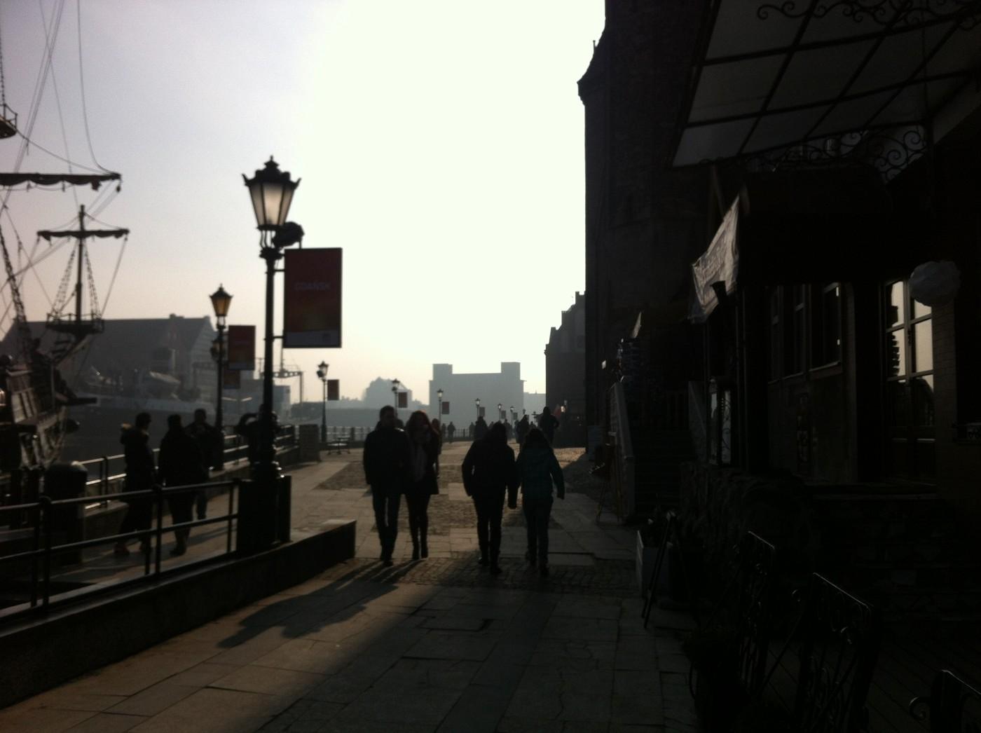 Turistipäivä vanhassa kaupungissa