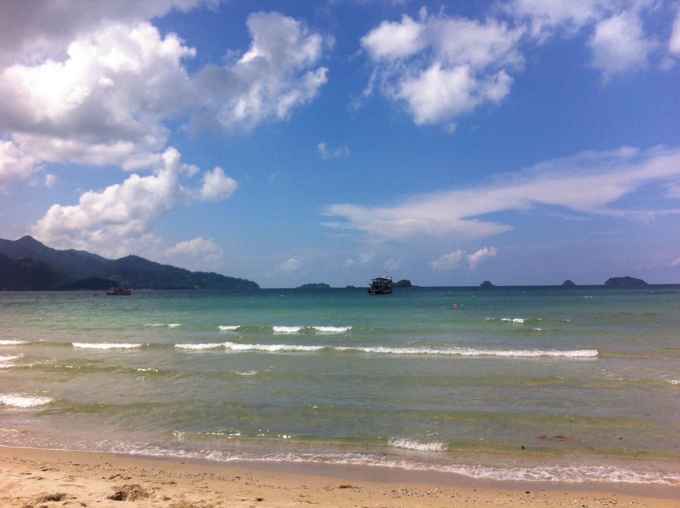 Kaakkois-Aasian matkapäiväkirja: Kun bikineissä häihin eksyin