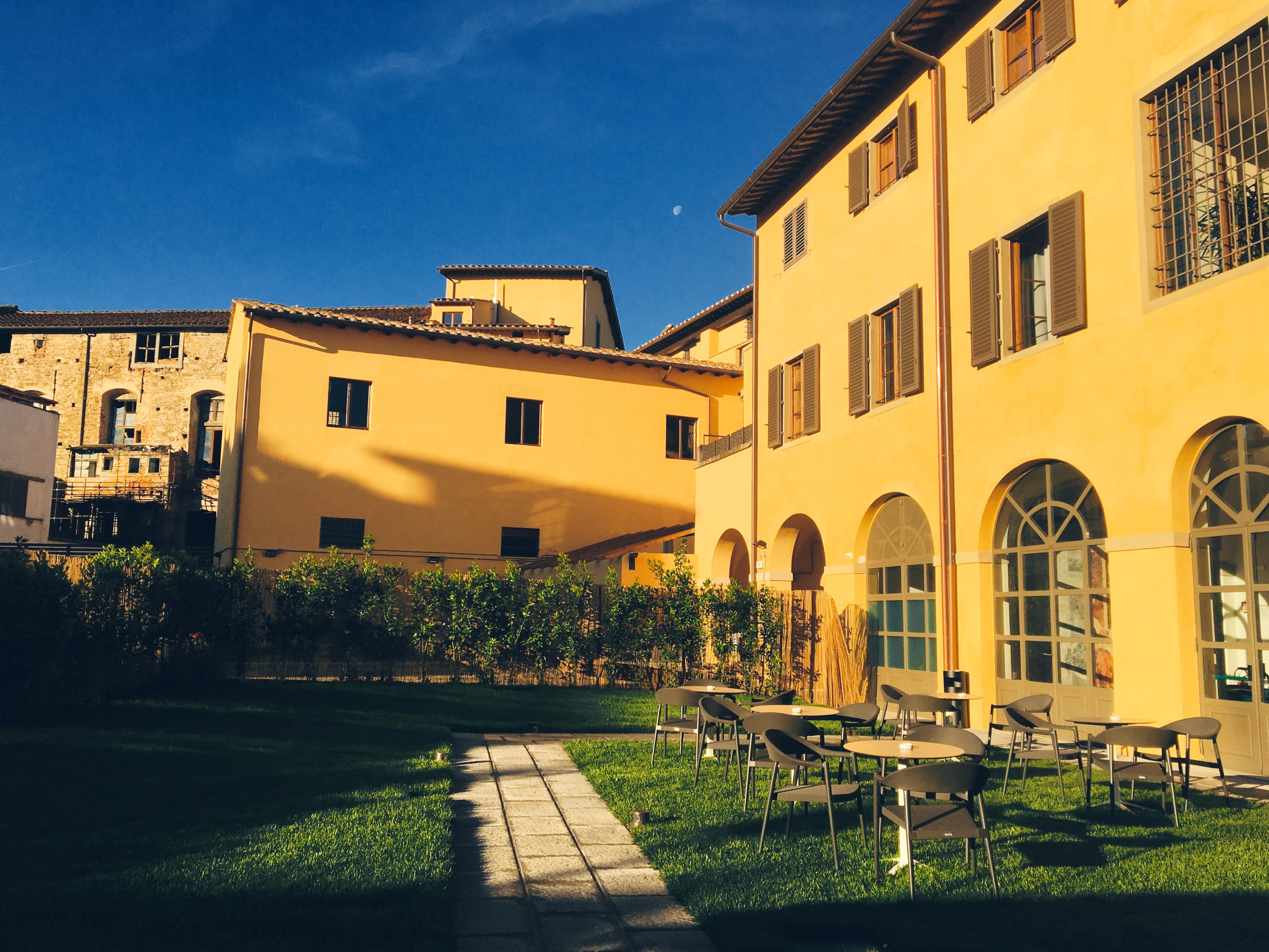 Hotelli Firenzessä