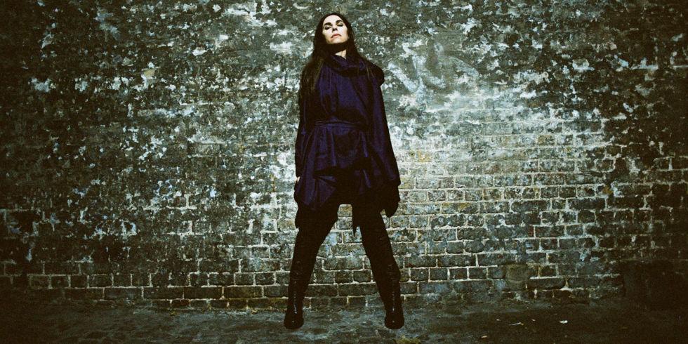 Rockin jumalia: PJ Harvey
